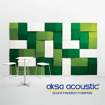 Colorful Acoustic Panel