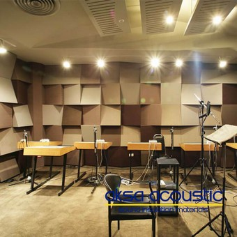 Acoustic Fabric Cover Panel