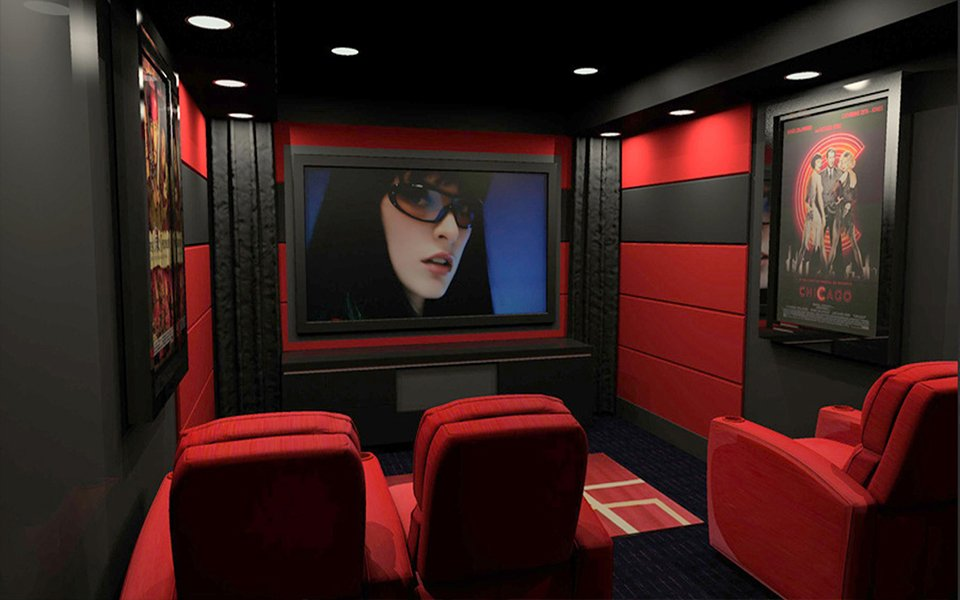 Home Theatre Sound Insulation