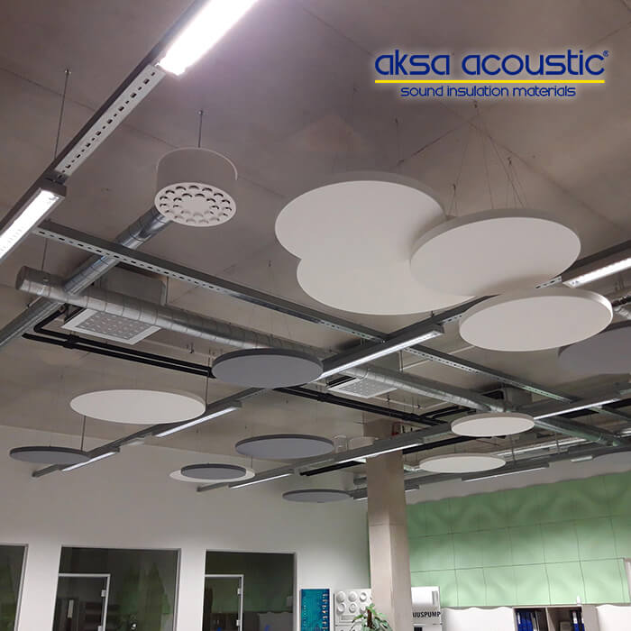 Circle Acoustic Clouds