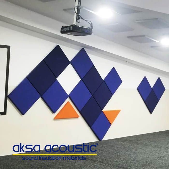 Acoustic Fabric Wall Panels