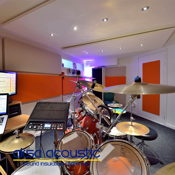 Fabric Cover Acoustic Panel