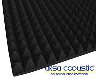 Acoustic Pyramid Foam