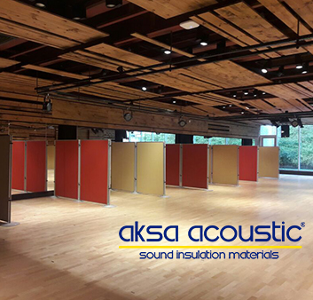 Acoustic Dividers