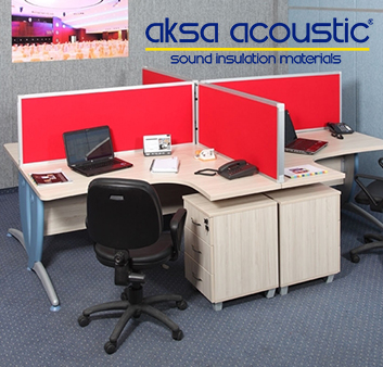 Soundproof Desk Panel