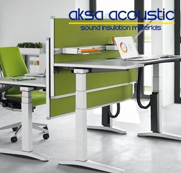 Desk Separator Panel