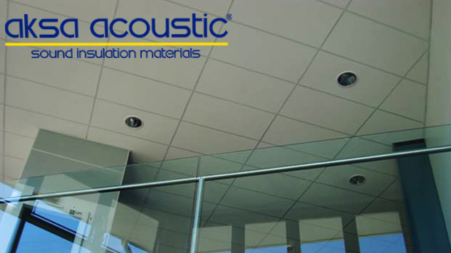 Acoustic Suspended Ceiling Panel