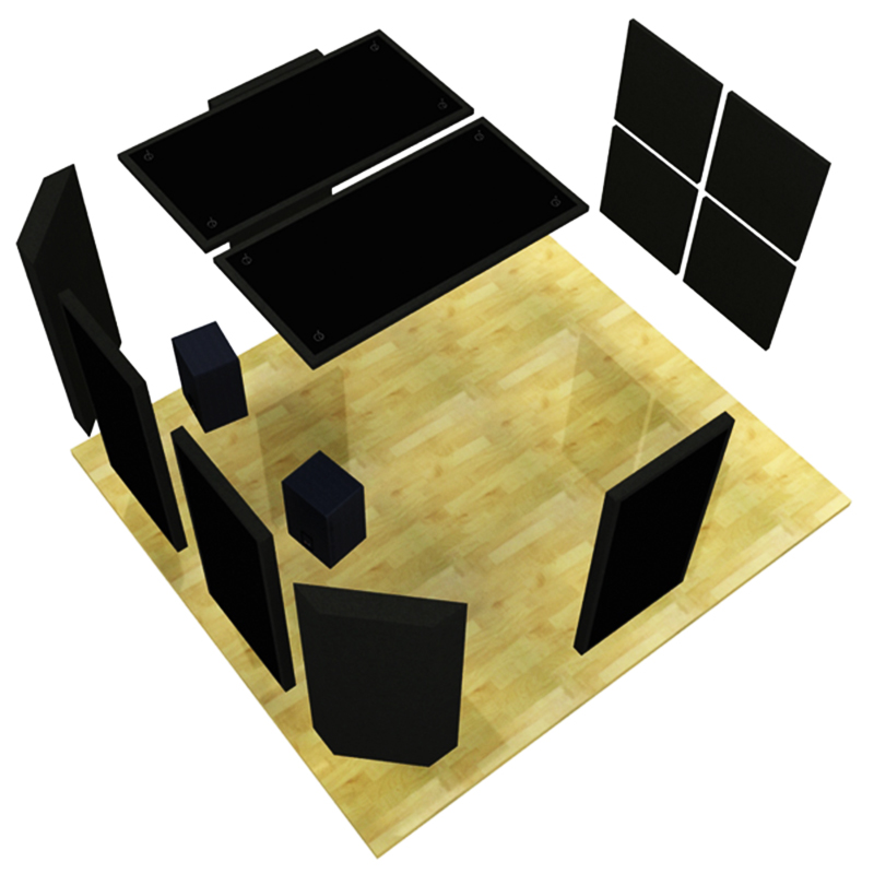 Acoustic Panel Kit