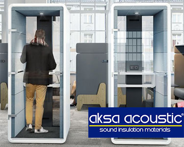 Acoustic Phone Call Cabinet