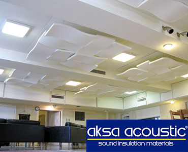 Basotect Ceiling Cloud Panels