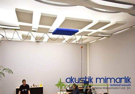 Basotect Ceiling Cloud Panel