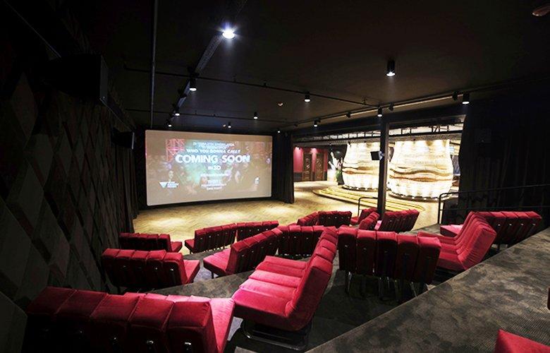 Cinema Hall Sound Insulation