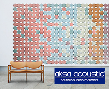 Circle Acoustic Wood Panels