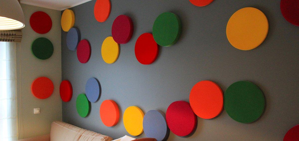 Circle Wall Panels