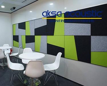 Acoustic Fabric Coated Panels