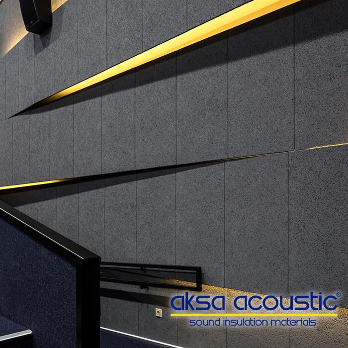 Acoustic Wood Wool Panels