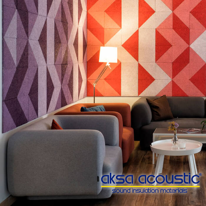 Acoustic Celenit Panel