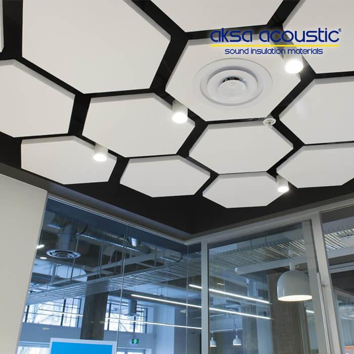 Hexagon Ceiling Panel