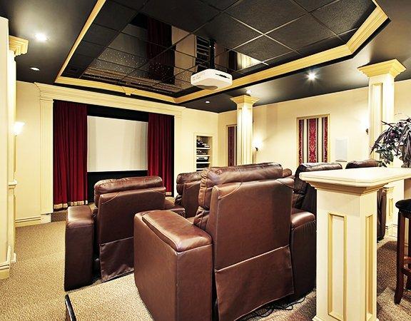 Home Theatre Acoustic