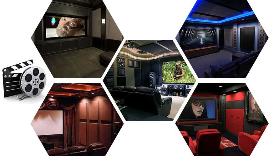 Cinema Room in your home