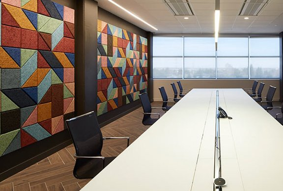 Meeting Room Sound Insulations