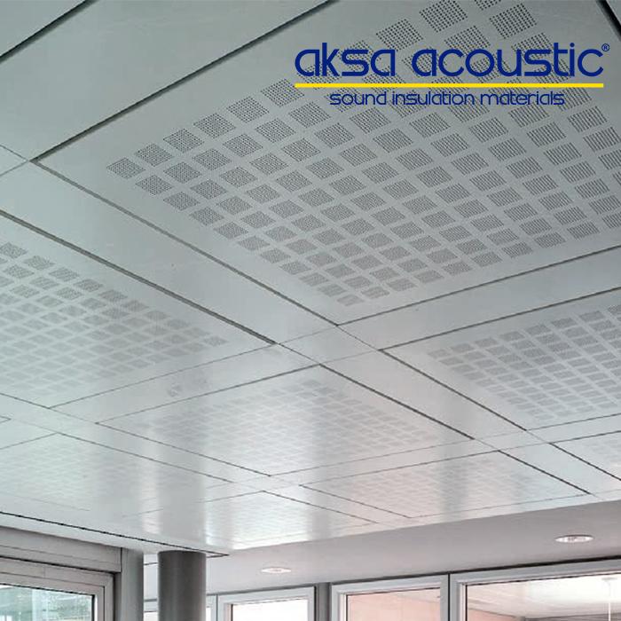 metal acoustic ceiling panel