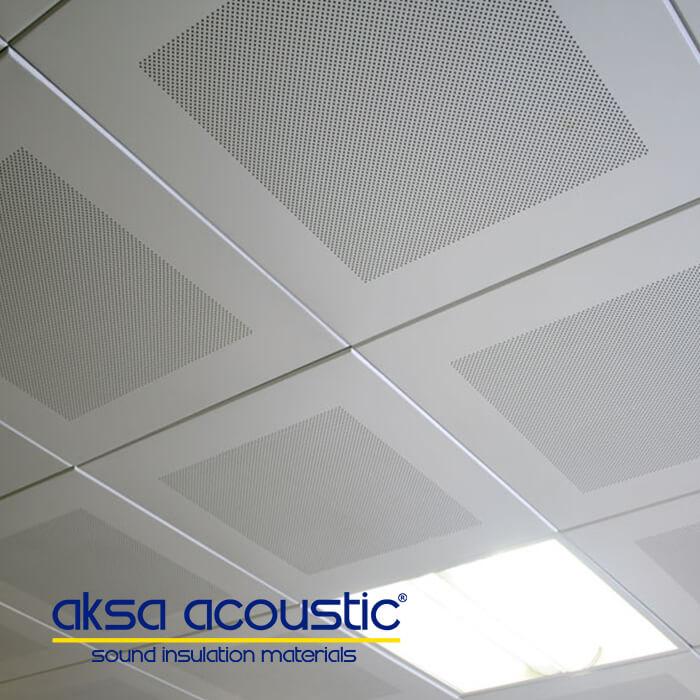 metal suspended panels