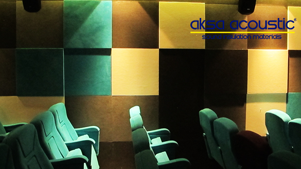 Acoustic Fabric Coated Panel
