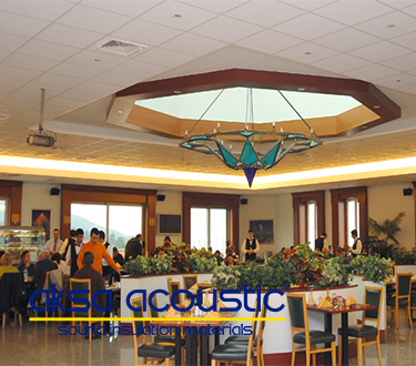 Polo Suspended Ceiling Panels