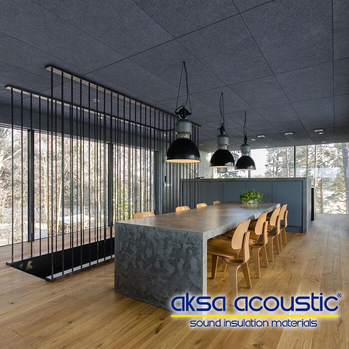 Rectangular wood panel