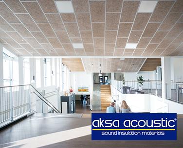 Rectangular Acoustic Wood Panels