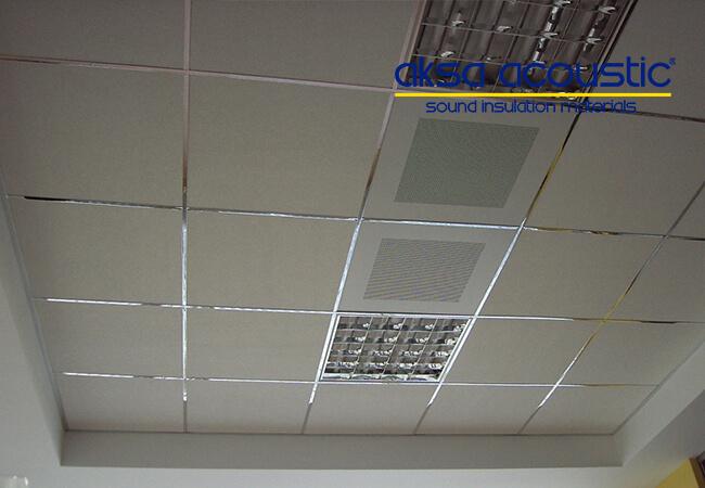 Rockwool tiles