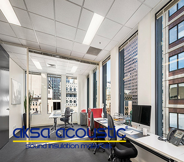 Snow Suspended Ceiling Panels