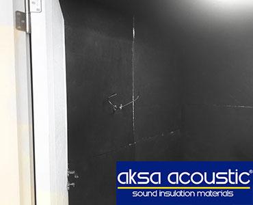 High Density Soundproofing Barrier