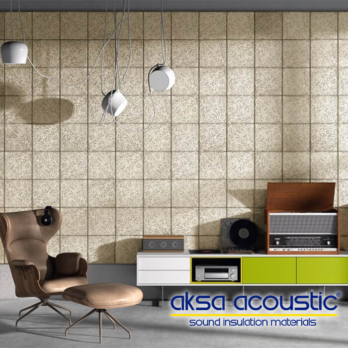 Acoustic Wooden Panel