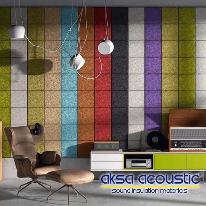 Acoustic Wood Wool