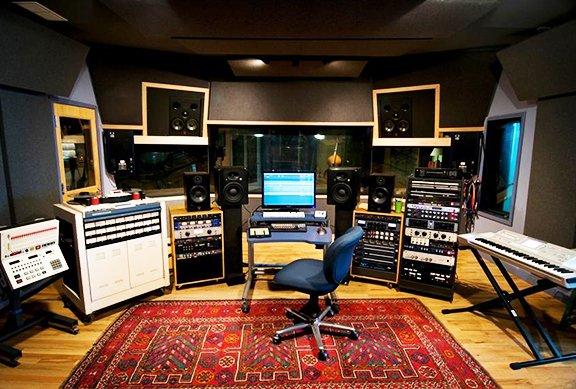 recording room sound insulation