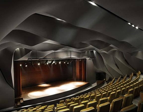 Theater Halls Ambient