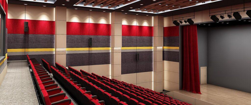 Theatre Acoustic Arrangements