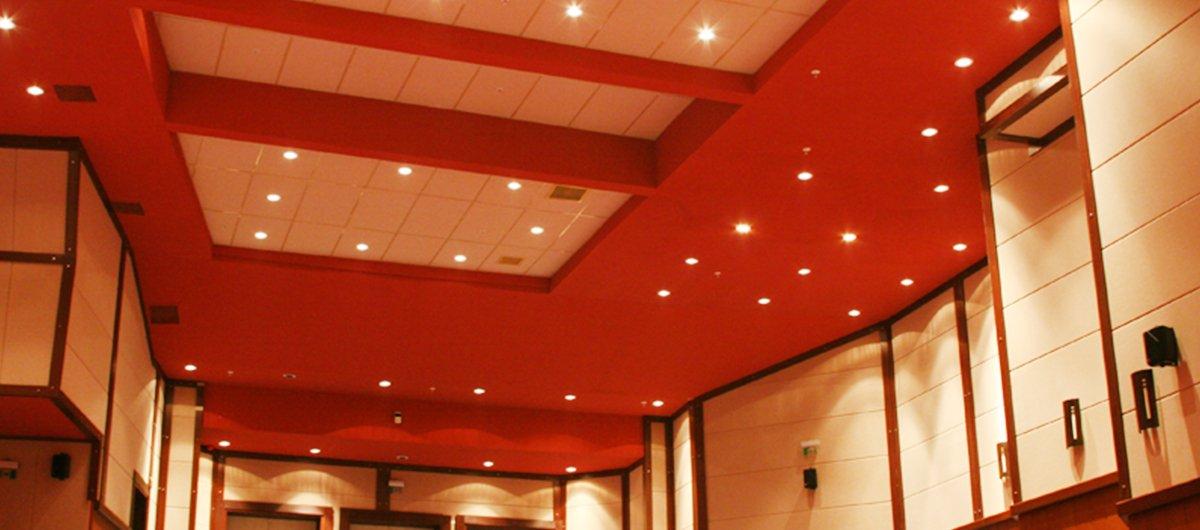 Velum Acoustic Wall Panels