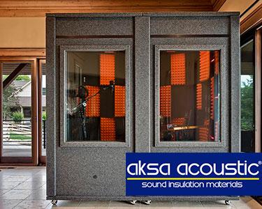 Acoustic Vocal Voice Record Pod