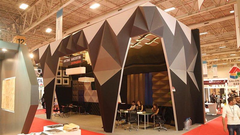Akustik Panel Exhibition