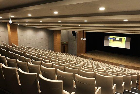Auditorium Acoustic Panels