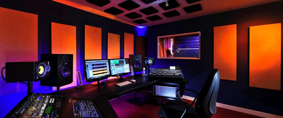 Studio Acoustic Insulation